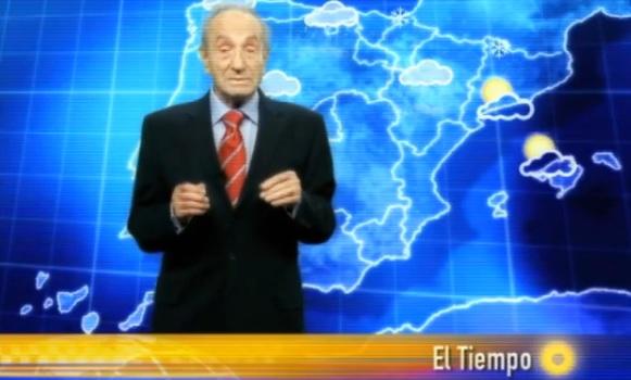 Caja Madrid – El hombre del tiempo