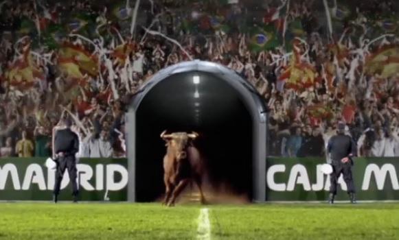 Caja Madrid – Furia española