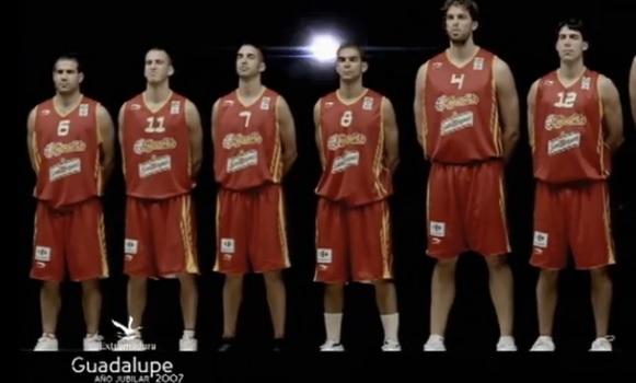 San Miguel – Selección de Baloncesto V1